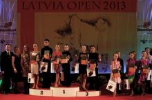 Latvia Open 2013 - second day