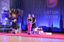 LATVIA OPEN 2018